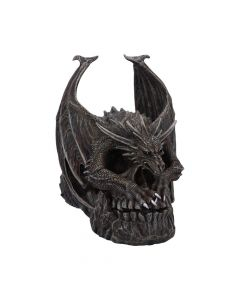 Draco Skull 19cm Dragons New Product Launch Artist Collections