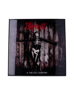 Slipknot 5: The Gray Chapter Crystal Clear 32cm Band Licenses Coming Soon