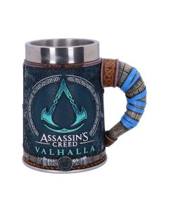 Assassin's Creed Valhalla Tankard 15.5cm Fantasy New in Stock Artist Collections
