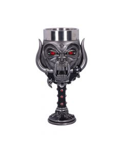 Motorhead Warpig Goblet 20.5cm Band Licenses New Product Launch Artist Collections