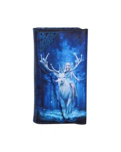Fantasy Forest Embossed Purse (AS) 18.5cm Fantasy New Product Launch Artist Collections