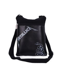 Metallica - The Black Album Shoulder Bag 23cm Band Licenses New Product Launch Artist Collections