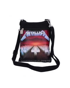 Metallica - Master of Puppets Shoulder Bag 23cm Band Licenses New Product Launch Artist Collections