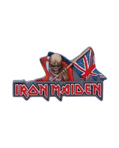 Iron Maiden The Trooper Magnet 10cm Band Licenses New in Stock Artist Collections