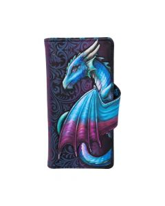 Take Flight Purse (Blue) 18.5cm Dragons New Product Launch Artist Collections