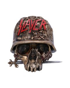 Slayer Skull Box 17.5cm Band Licenses Coming Soon Artist Collections