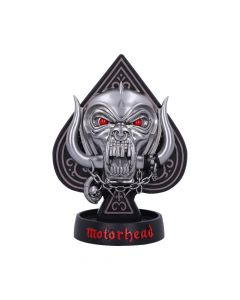 Motorhead Warpig Backflow Incense Burner 19.5cm Band Licenses New Product Launch Artist Collections