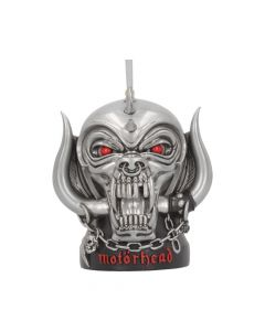 Motorhead Warpig Hanging Ornament 9cm Band Licenses Artist Collections