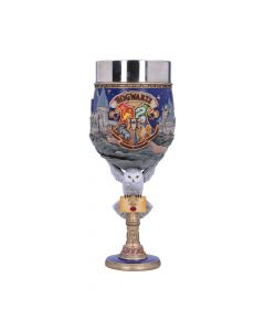 Harry Potter Hogwarts Collectible Goblet 19.5cm Fantasy New Product Launch Artist Collections