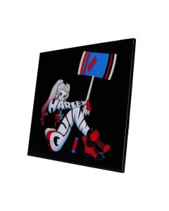 Batman - Harley Quinn Crystal Clear Picture 32cm Fantasy New Product Launch