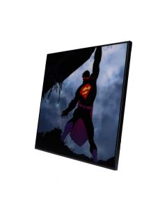 Superman - The New 52 Crystal Clear Picture 32cm Fantasy Superman