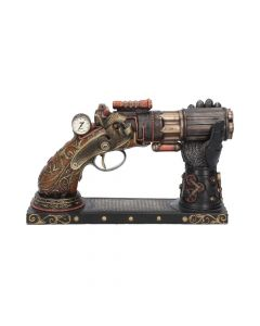 Nock's High-Powered Steam Gun 22.5cm Sci-Fi Steampunk Premium Range