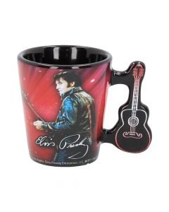 Espresso Cup - Elvis '68 3oz Famous Icons Mug Collection - NN Premium Premium Range