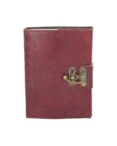 Tree Of Life Leather Journal w/lock 13 x 18cm Witchcraft & Wiccan Witchcraft & Wiccan Premium Range