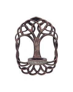 Tree of Life Candle Holder 26cm Witchcraft & Wiccan Gift Ideas Premium Range