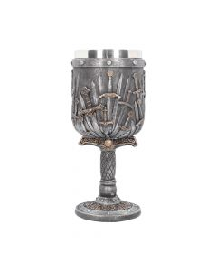 Sword of the King Goblet 20cm Medieval Web Offers Premium Range