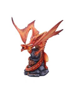 Adult Fire Dragon (AS) 24.5cm Dragons Mother's Day