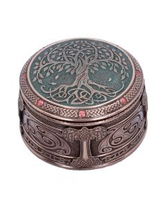 Tree of Life Box 10cm Witchcraft & Wiccan Witchcraft & Wiccan Premium Range