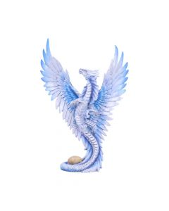 Adult Silver Dragon (AS) 31.5cm Dragons Mother's Day Artist Collections