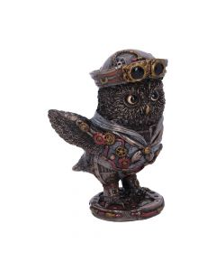 Come Fly With Me 11cm Owls Steampunk Premium Range