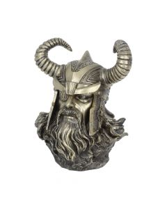 Odin Bust 21.5cm Mythology Mythology Indéterminé