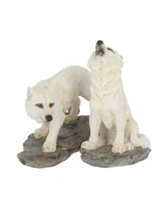 Before the Chase (Set of 2) 9.8cm Wolves Stocking Fillers Indéterminé