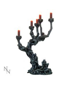 Hells Demons Candle Holder 45cm Demons Demons Premium Range