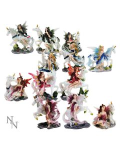 Fairy Glen Replacement S/12 6cm Fairies Fairies Value Range
