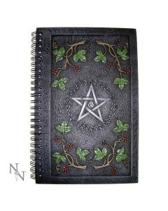Wiccan Book of Shadows (24cm) Witchcraft & Wiccan NN Designs Premium Range