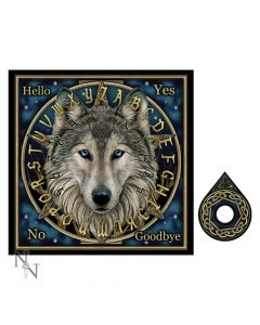 Wolf Spirit Board (LP) 38.5cm Wolves Artist Wolves Artist Collections