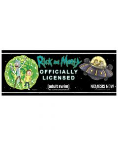 Rick and Morty Shelf Talker Display Items & POS Display Items & POS Indéterminé