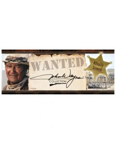John Wayne Shelf Talker Display Items & POS Display Items & POS Indéterminé