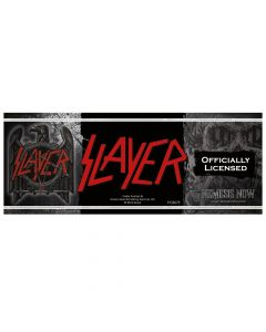 Slayer Shelf Talker Display Items & POS Display Items & POS Indéterminé