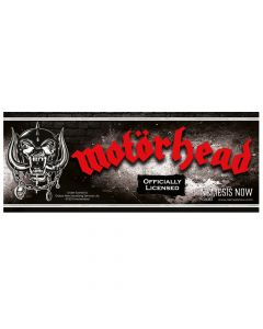 Motorhead Shelf Talker Display Items & POS Display Items & POS Indéterminé