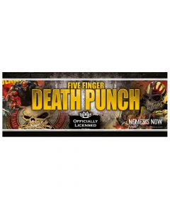 Five Finger Death Punch Shelf Talker Display Items & POS Display Items & POS Indéterminé