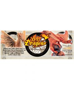 Age of Dragons Shelf Talker (AS) Display Items & POS Display Items & POS Indéterminé