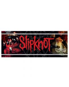 Slipknot Shelf Talker Display Items & POS Slipknot Indéterminé