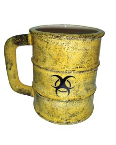 Toxic Waste Mug 12.5cm Zombies Stocking Fillers Value Range