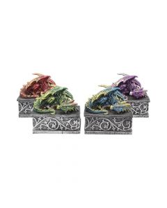 Dragon Safehold 8.4cm (Set of4) Dragons Dragons Value Range