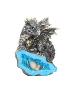 Nest Guardian (Blue) 13cm Dragons Dragons Value Range