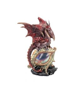 Eye Of The Dragon Red 21cm Dragons Dragons Value Range