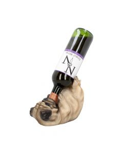 Guzzlers - Pug 21.5cm Dogs All Animals Value Range