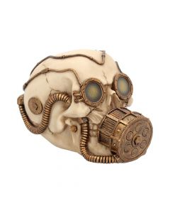 Mechanical Respirator 17.4cm Skulls Steampunk Value Range