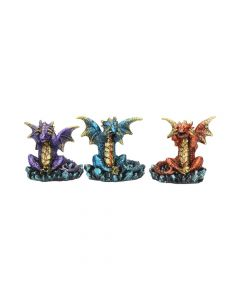 Three Wise Dragons (Set of 3) Dragons Dragons Value Range