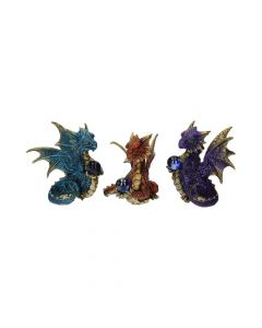 Orb Guardians (Set of 3) Dragons Dragons Value Range