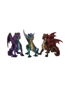 Scaled Squad (Set of 3) Dragons Dragons Value Range