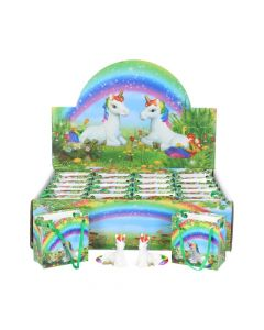 Rainbow Wishes 6cm (Display of 24) Unicorns BLACK SALE 2020 Value Range