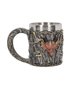 Dragon Kingdom Tankard 11.5cm Medieval Medieval Value Range