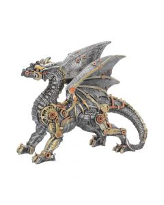 Dracus Machina (Small) 20.5cm Dragons Steampunk Dragons Value Range