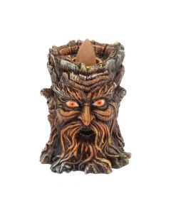 Aged Oak Backflow Incense Burner 8.5cm Tree Spirits Tree Spirits Value Range